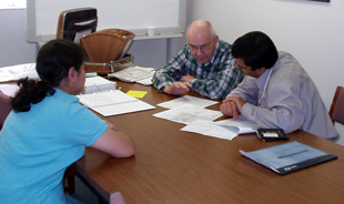 Sid Magdanz Center Helps UNMC Employees With Their 2002 Tax Return