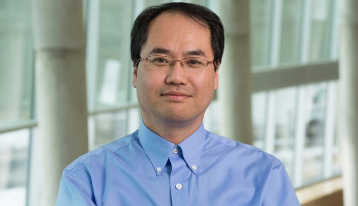 Image with caption: Sung-Ho Huh, Ph.D.