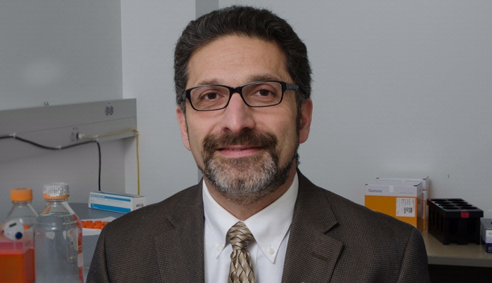 Image with caption: Andre Kalil, M.D., professor of internal medicine at UNMC, is leading the trial at UNMC.