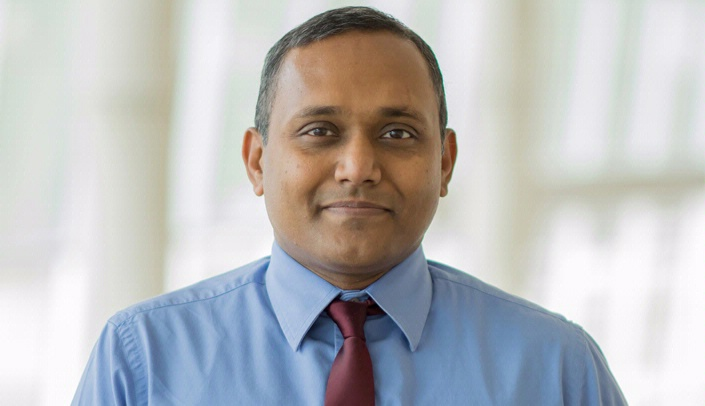 Image with caption: Shelby Kutty, M.D., Ph.D.