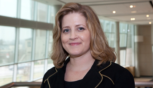 Image with caption: Jane Meza, Ph.D.