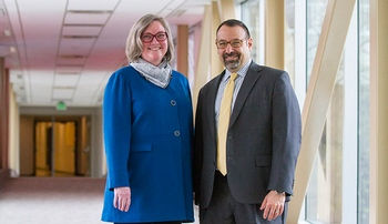 Anesthesiology names two to newly endowed professorships