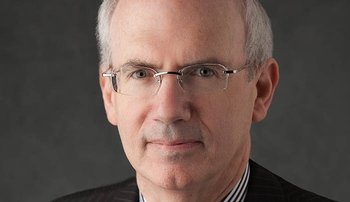 Image with caption: Jeffrey P. Gold, M.D., chancellor of UNMC and the University of Nebraska at Omaha