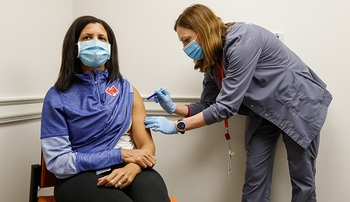 OPS superintendent takes part in vaccine trial