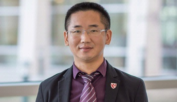 Hanjun Wang, M.D., is recipient of 2017 Gilmore Award