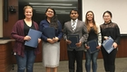 Event honors student achievements in cancer research