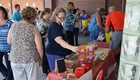'Farmer's market' at MMI supports transitional services