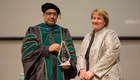 Awards presented at College of Public Health convocation
