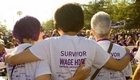 Taking a (purple) stride against pancreatic cancer