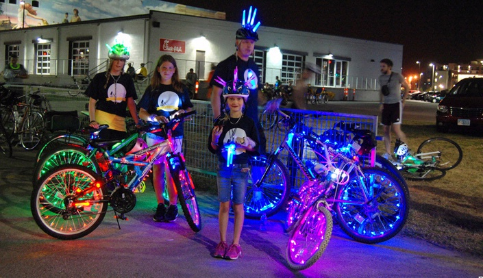 Not too late to register for July 16 late night bike ride | UNMC