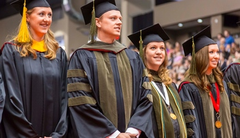 UNMC | Print - 950 UNMC students to receive diplomas during